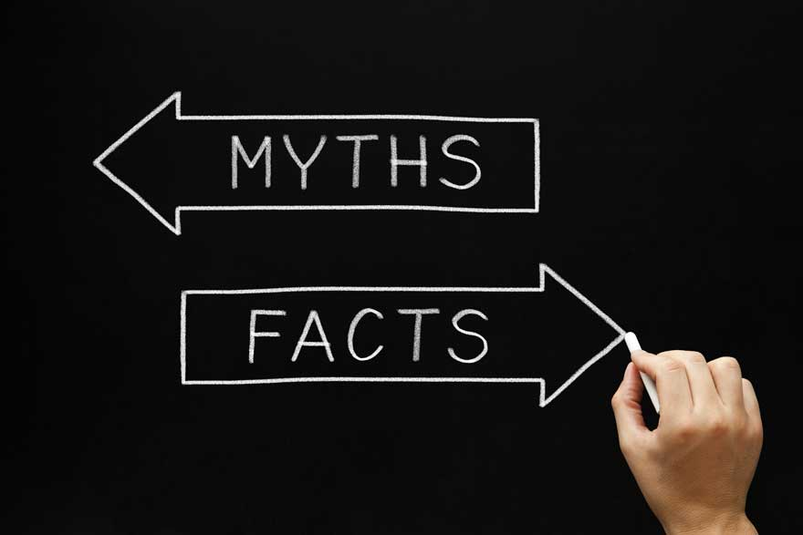 Myths About Psychological Help